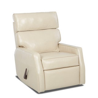 Made to Order Fairlane Leather Reclining Rocking Chair (2 options available)