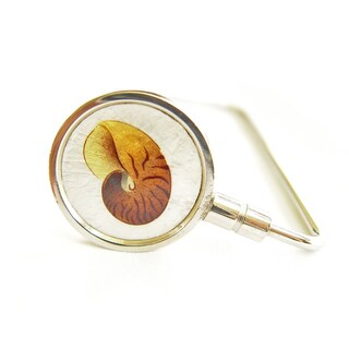 The Plaid Purse Conch Shell Bag Hanger