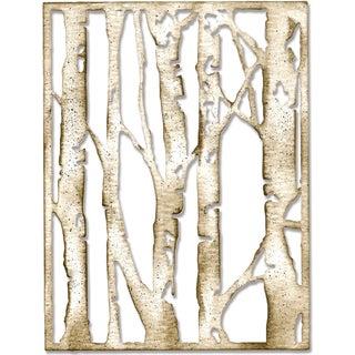 Sizzix Thinlits Die By Tim Holtz-Birch Trees