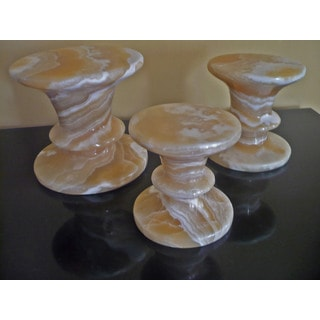 Valley of the Queens Candlestick Set