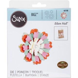 """Sizzix Bigz Die 5.5""""X6""""-Heart & Soul Flower"""