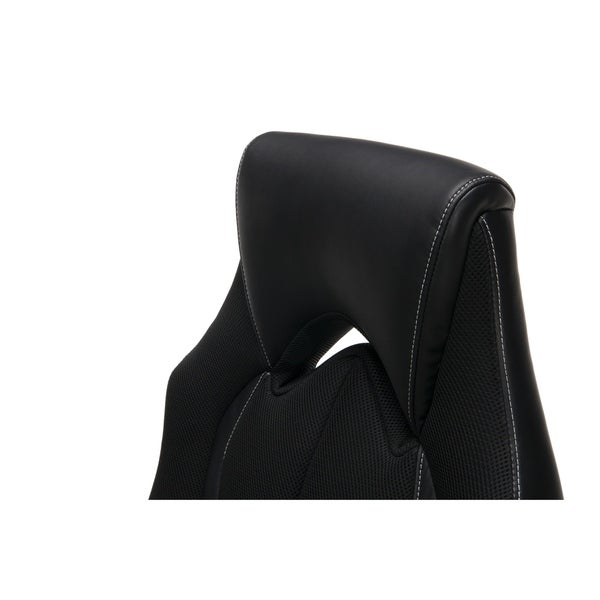 Ofm Essentials Collection High Back Racing Style Bonded Leather Gaming Chair Chairs Stools Business Industrial Sidra Hospital