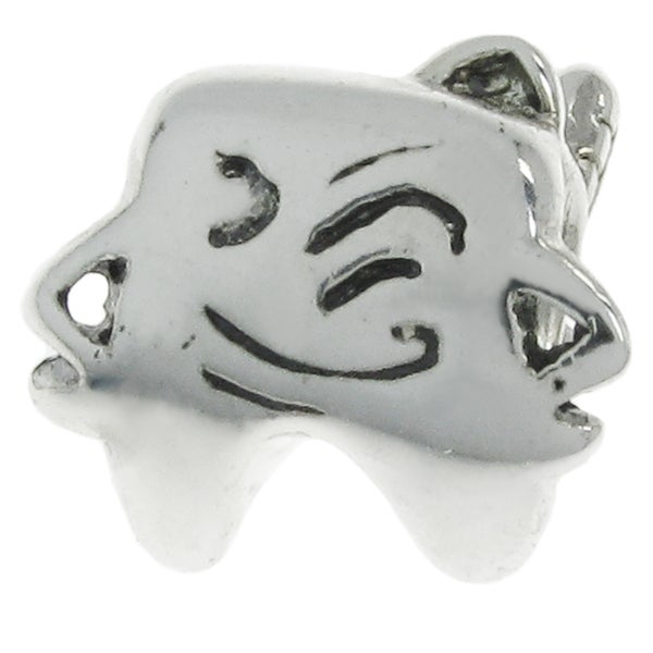 Queenberry Sterling Silver Sweet House European Style Bead Charm Vjz7ia