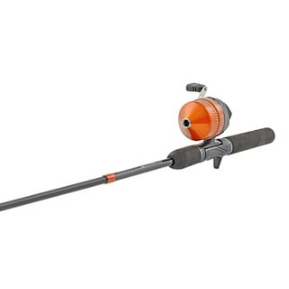 South Bend 5-foot 6-inch 2-piece Spincast Combo with 45-piece Tackle Box