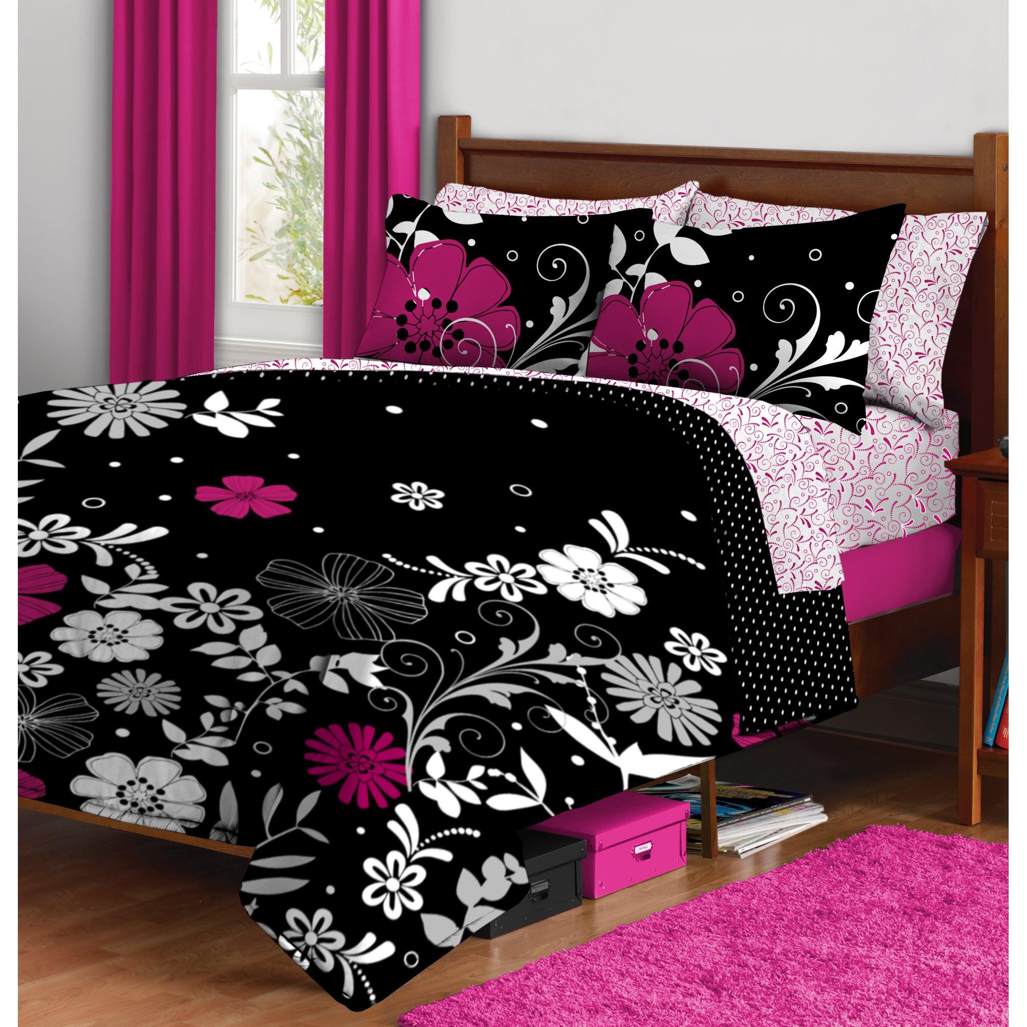 Twilight Games Formula Twilight Garden 7-piece Bed in a B...