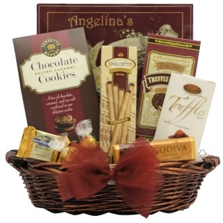 Sweet Success: Gourmet Chocolate Corporate Gift Basket