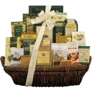 Heartfelt Condolences Premium Sympathy Gift Basket