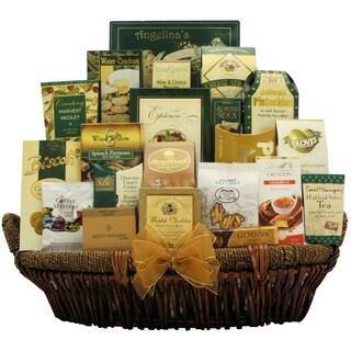 Gallant Affair Gourmet Gift Basket