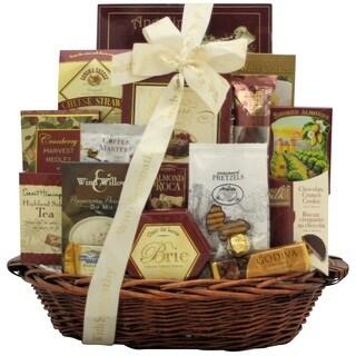 Our Sincere Condolences Sympathy Gift Basket