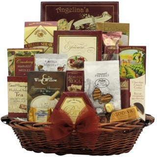 Finer Things Gourmet Corporate Gift Basket