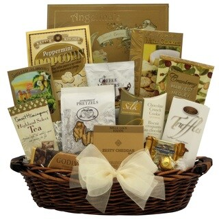 'Classic Elegance' Corporate Gourmet Gift Basket