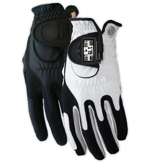Zero Friction Mens Distance Pro GPS Golf Glove Pair