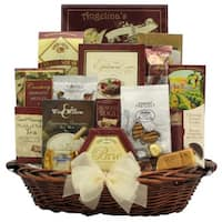 Holiday Finer Things Gourmet Holiday Christmas Gift Basket