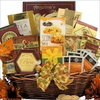 'Bountiful Gourmet Wishes' Gourmet Thanksgiving Gift Basket