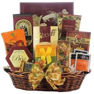 Plentiful Gourmet Wishes: Gourmet Thanksgiving Gift Basket