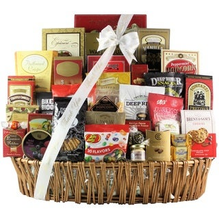 Magnificent Munchies 'Thank You' Snack Basket