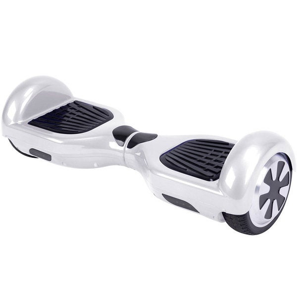 MotoTec White 6.5-inch 36v Hoverboard Scooter