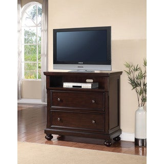 Dark Walnut Acme Furniture Grayson TV Console