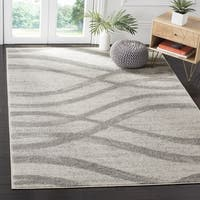 Safavieh Adirondack Modern Cream/ Grey Rug - 6' Square