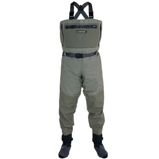 Compass 360 Ledges Breathable STFT Chest Wader