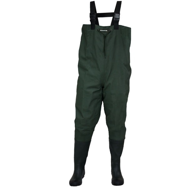 Compass 360 Oxbow Poly/Rubber BTFT Chest Wader