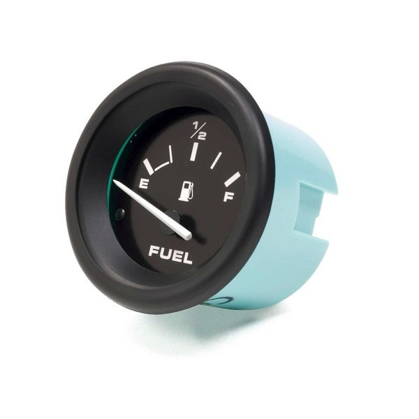 Scepter Manufacturing Adjustable Electric Fuel Sender with Gauge-8in-24in