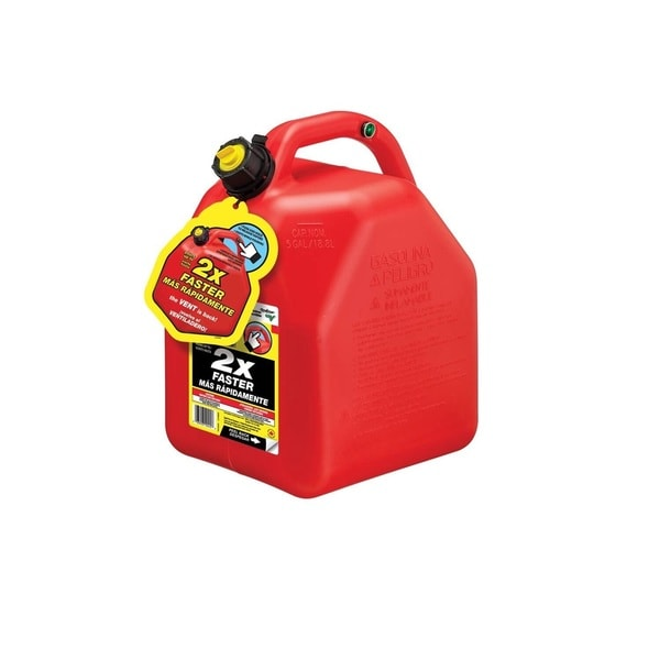 Scepter Manufacturing EPA/CARB Hi Flo Five-gallon Gas Jerry Can
