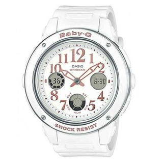 Casio Baby-G BGA150EF-7B Women's White Dial Watch