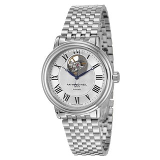 Raymond Weil Men's Stainless Steel Maestro 2827-ST-00659 Automatic Watch
