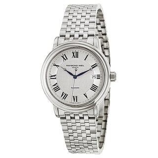 Raymond Weil Men's Stainless Steel Maestro 2837-ST-00659 Automatic Watch