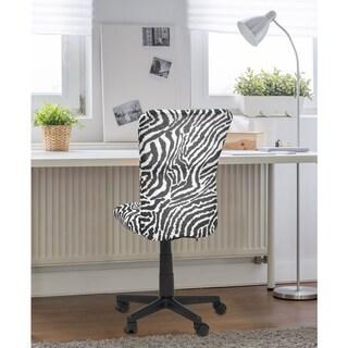 Urban Shop Mesh Printed High-back Chair