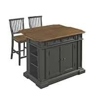 Pine Canopy Sequoia Kitchen Island