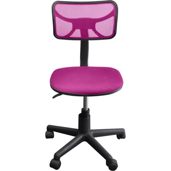Urban Shop Swivel Mesh Chair