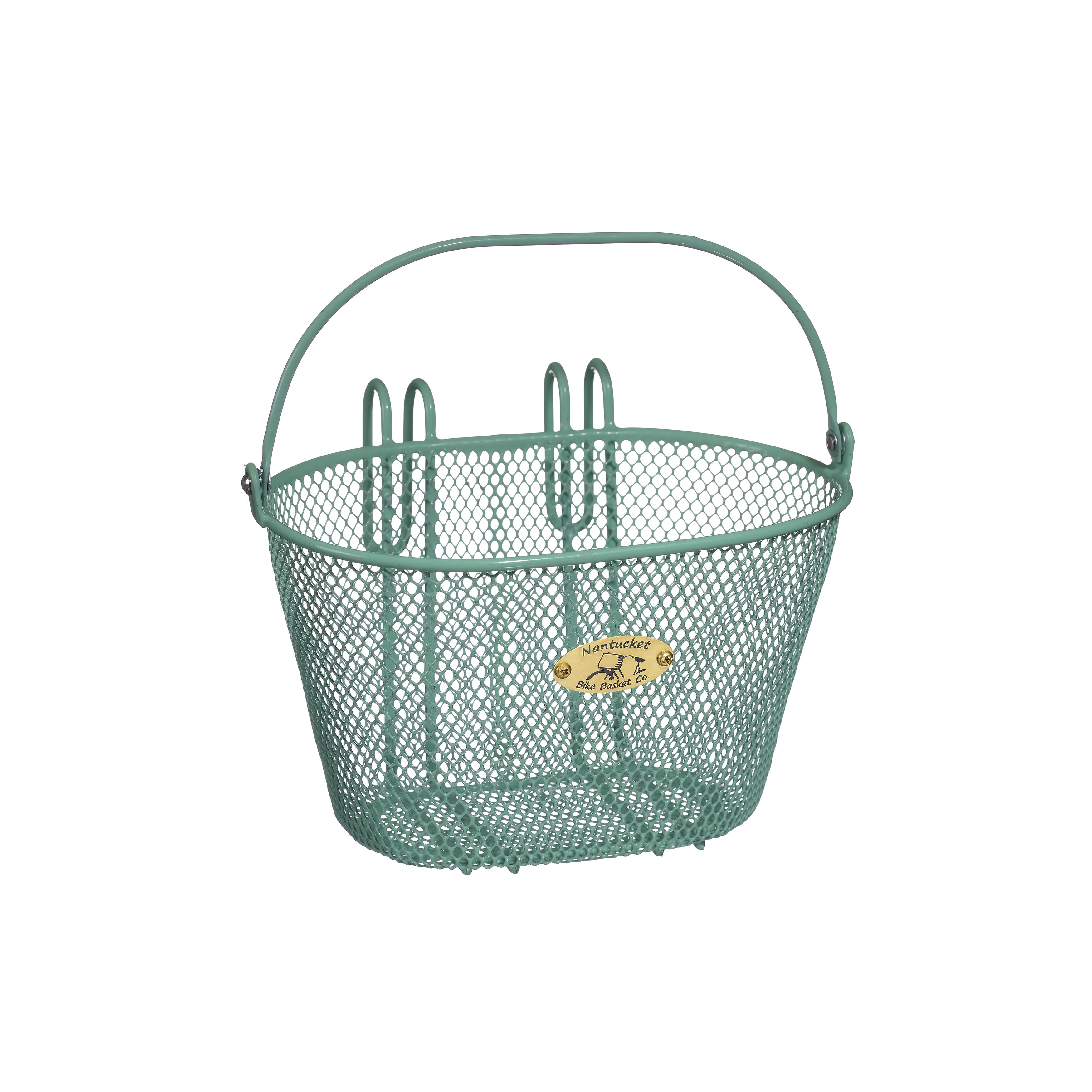 Nantucket Bicycle Basket Co. Surfside Child Mesh Wire Bas...