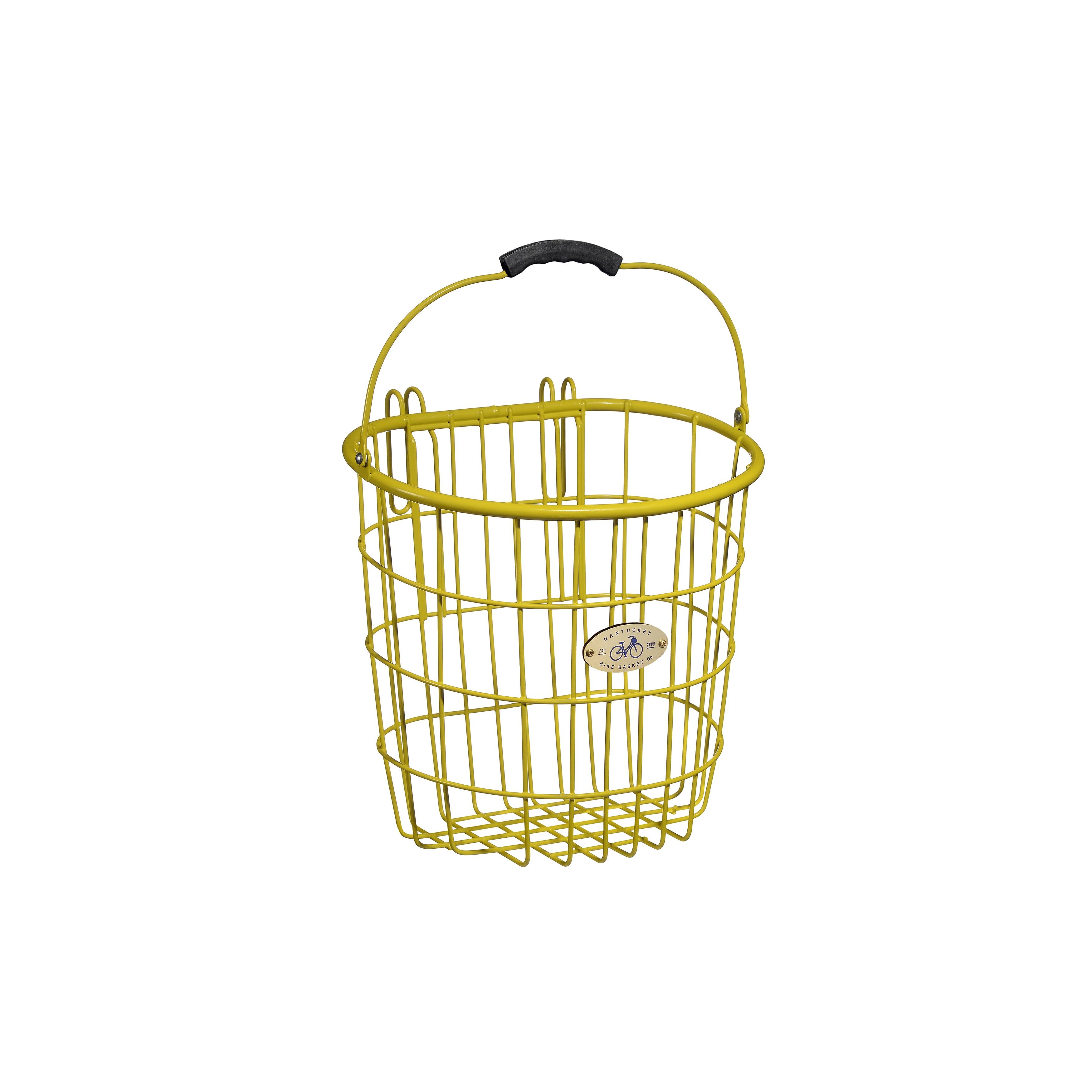Nantucket Bicycle Basket Co. Surfside Rear Wire Pannier B...