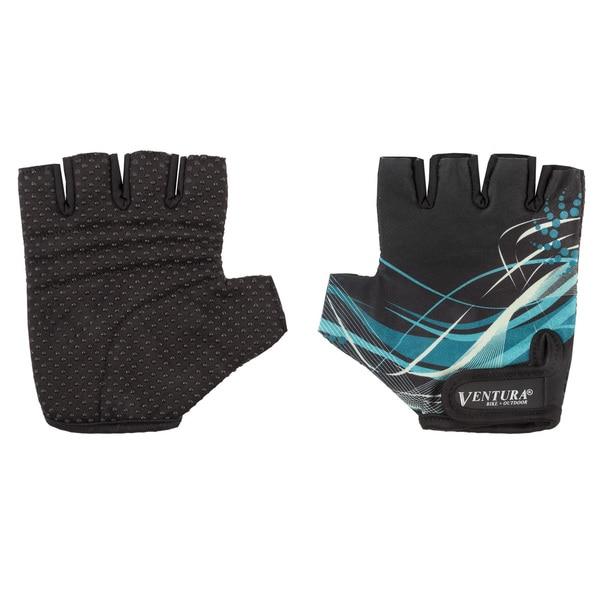 Ventura Unisex Adult/Youth Multicolored Lycra Non-Slip Knob Gloves