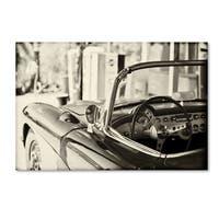 Philippe Hugonnard 'Classic Car' Canvas Art