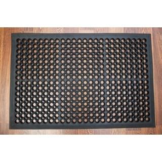 """Doortex Anti-FatigueMat - Open Top 24"""" x 36"""" - Black"""