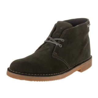 Clarks Men's Green Suede DesertBoot GTX Boot