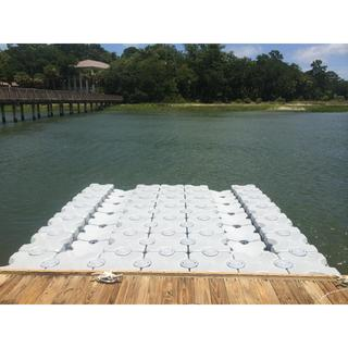 Double PWC/Jet Ski Drive-on Dock