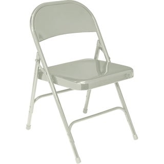 NPS Standard Steel Folding Chairs (Pack of 100)