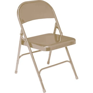 NPS Standard Steel Folding Chairs (Pack of 52) (3 options available)