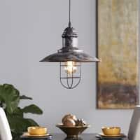 Harper Blvd Alcazette Industrial Bell Pendant Lamp