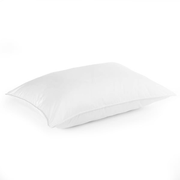 Extra Soft Stomach Sleeper Feather Bed Pillow