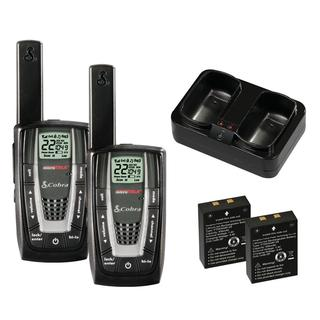 COBRA CXR725 27-mile 22-channel FRS/GMRS Walkie Talkie 2-way Radios