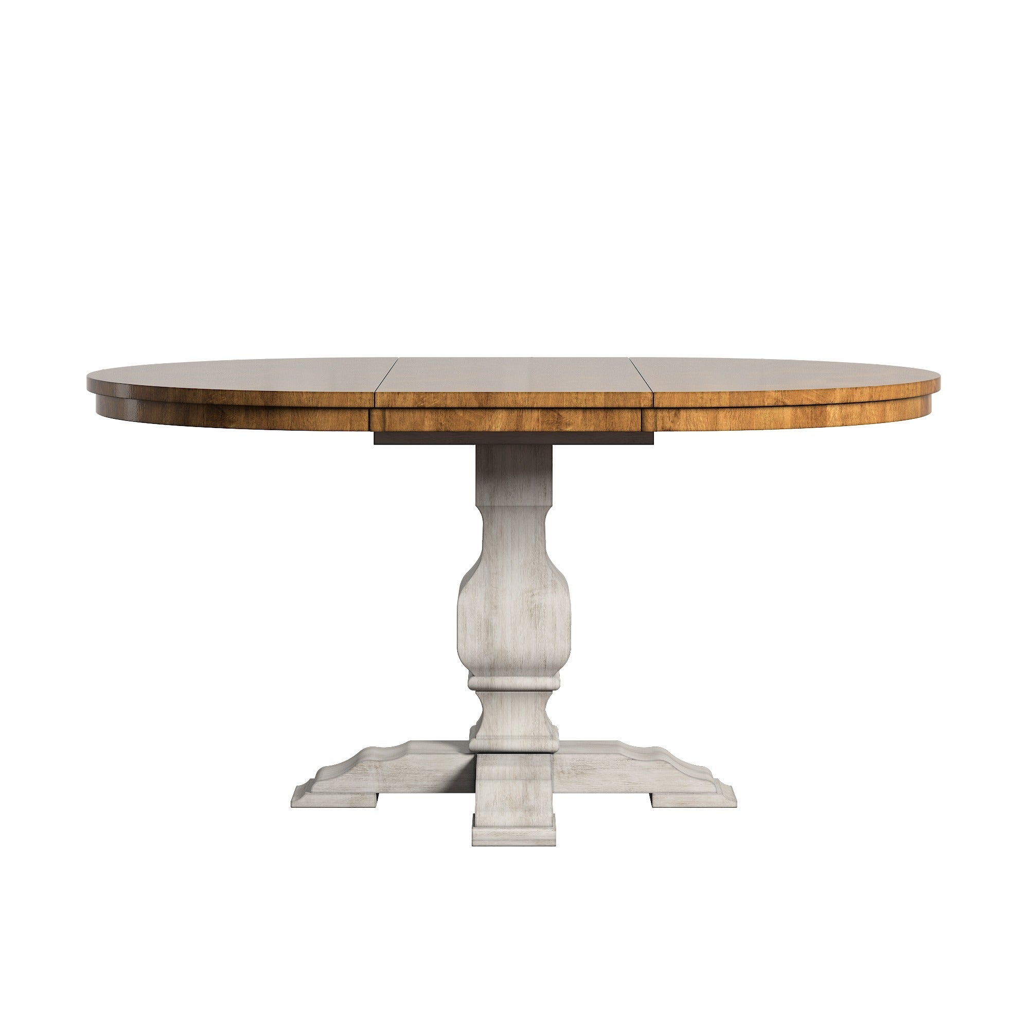 Solid Wood Oval Extension Dining Table Dining Room Ideas