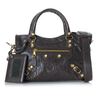 Balenciaga Giant 12 Mini City Handbag