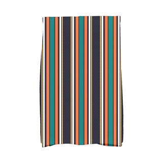 Multi-Stripe Stripe Print Kitchen Towel