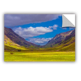 ArtAppealz Steve Ainsworth's 'Shadow Play' Removable Wall Art Mural (4 options available)