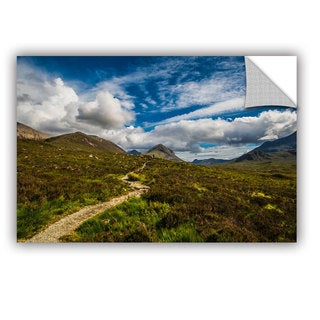 ArtAppealz Steve Ainsworth's 'Heart Of The Mountains' Removable Wall Art Mural